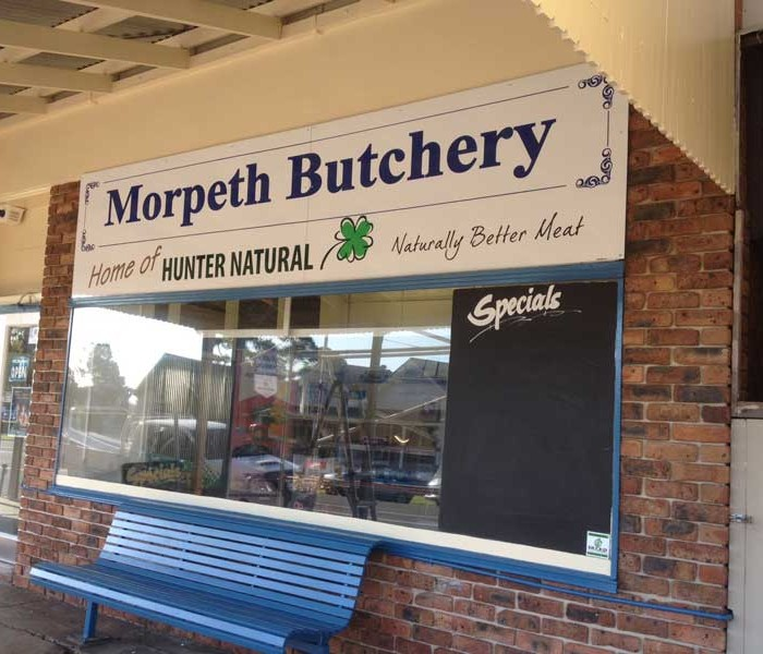Morpeth Butchery - Home of Hunter Natural